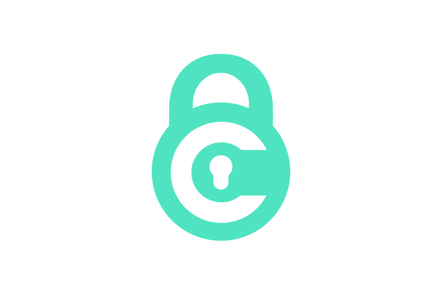Crypto Insiders Padlock Logo