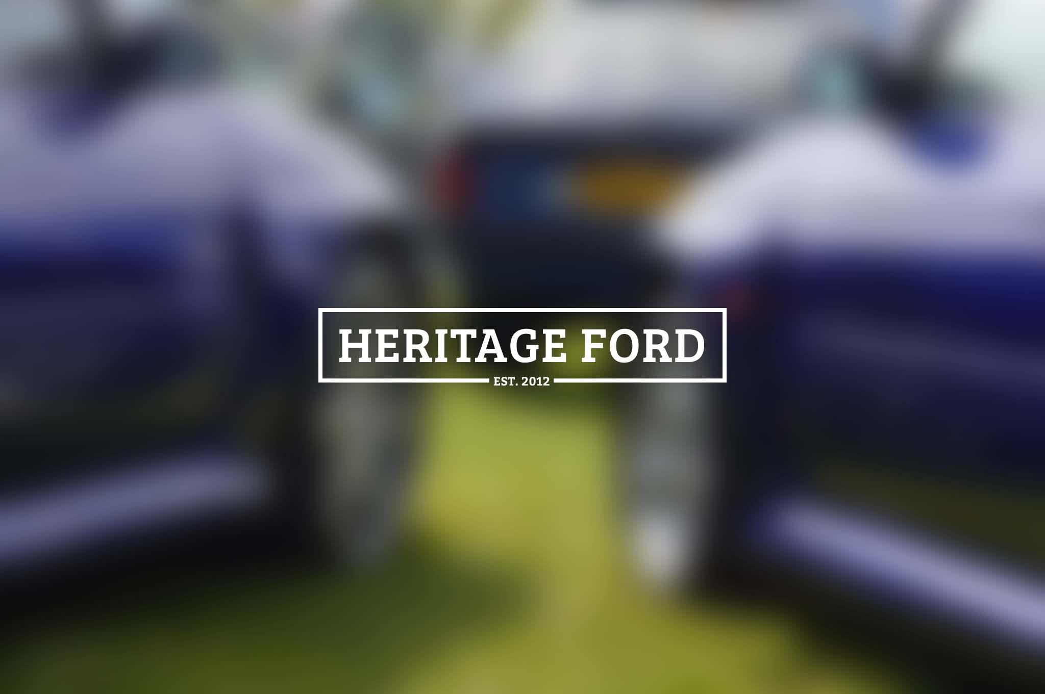 HeritageFord logo